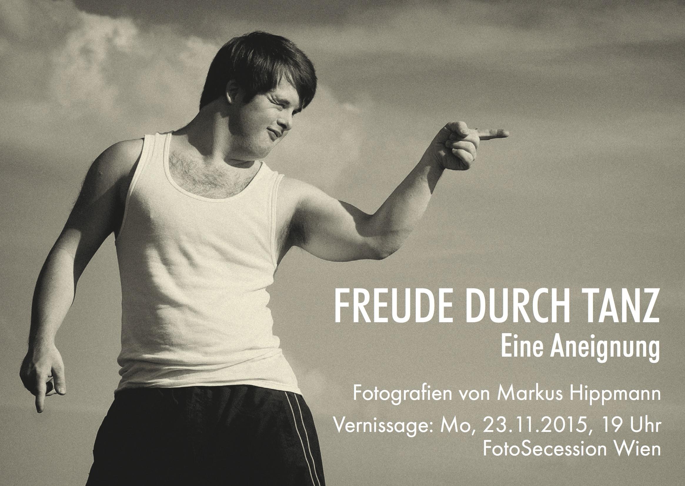 Freude durch Tanz – Vernissage | FotoSecession Wien