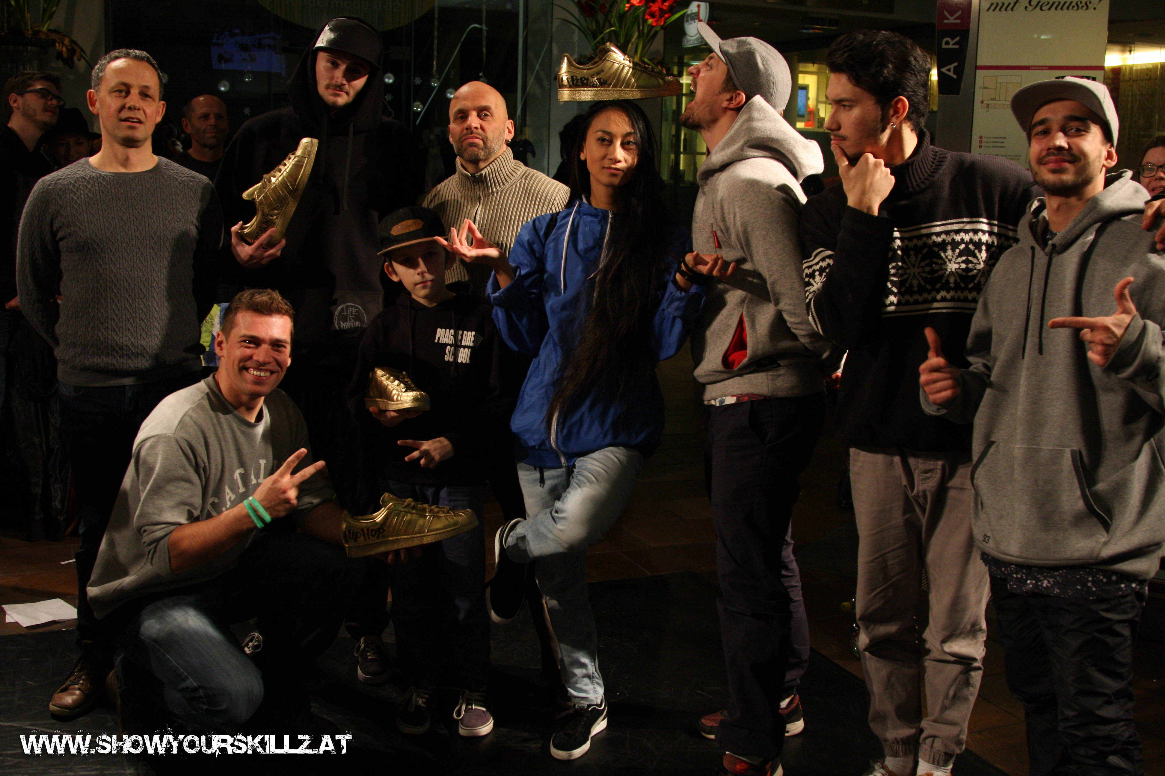 Show your skillz 2016 – The Cypher | Reviews