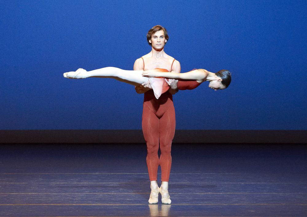 BALANCHINE – NEUMEIER – ROBBINS   21.-26. März.18   Wien – Wiener Staatsoper