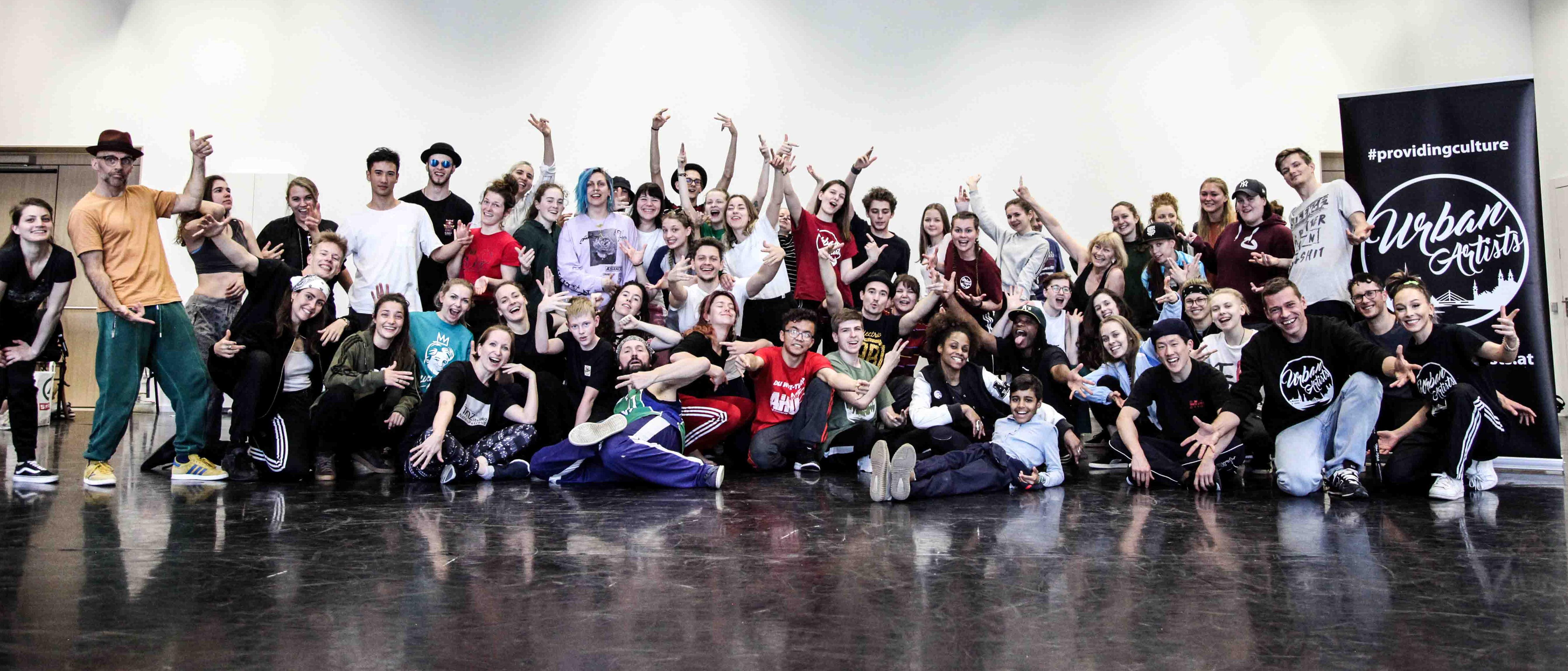 Urban Artists – Kultur-, Kunst-  und Bildungsverein