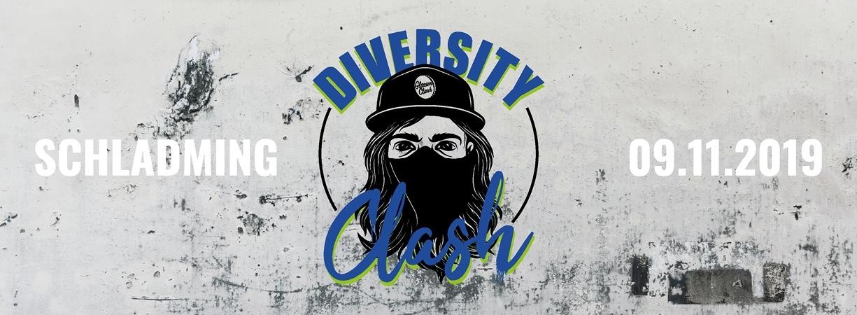 Diversity Clash | 9. Nov. 19 | Schladming