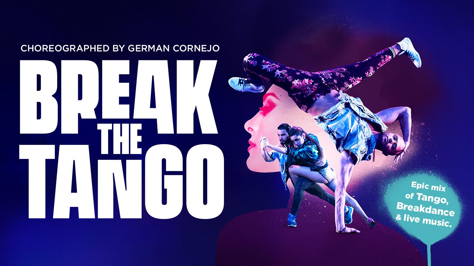 Break the Tango   28. Nov. – 01. Dez. 19   Wien