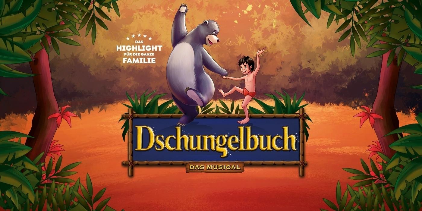 Dschungelbuch – das Musical – Stockerau | 21. Feb. 20 | Stockerau