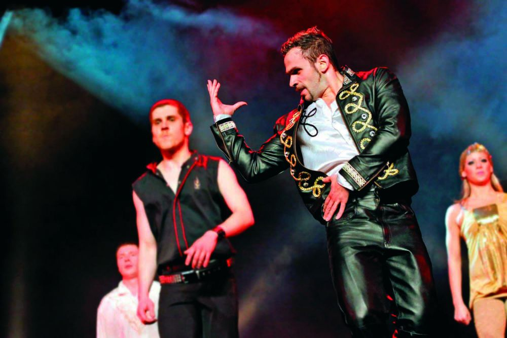 Night of the Dance – Dublin Dance Factory | 3.-21. Jan. 20 | Österreich