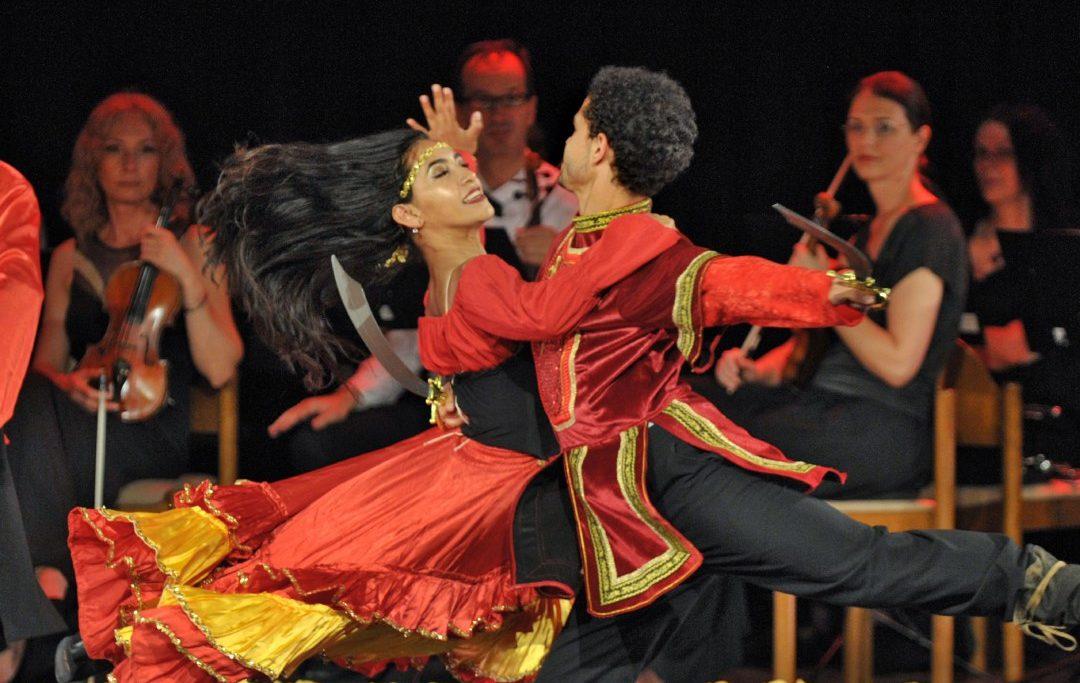 Opern- und Operettengala – Notte Italiana  16.-17. Nov. 19   St. Pölten