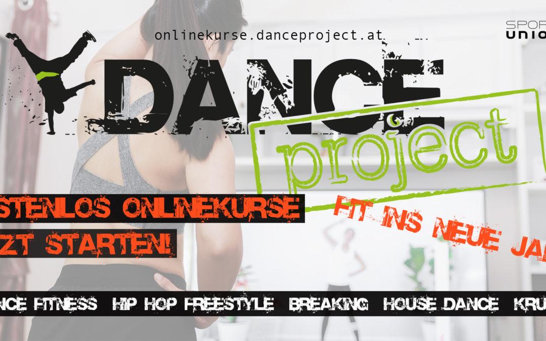 Onlinekurse DANCEproject